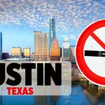 STATI UNITI: La città di Austin vieta la vendita e l'uso di e-sigarette nei luoghi pubblici.