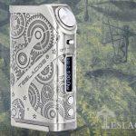 REVUE : Box Nano Steampunk 120W par Teslacigs