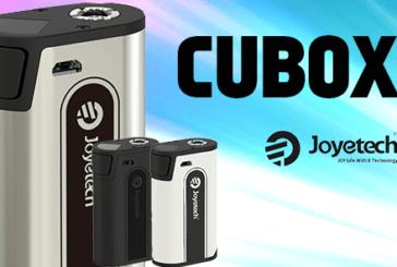 INFO BATCH : Cubox (Joyetech)