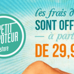 בלתי ניתנת לזיהוי! משלוח חינם מ 29,90 יורו ב Le Petit Vapoteur