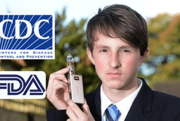 ÉTATS-UNIS : Une baisse du tabagisme et du vapotage chez les jeunes.