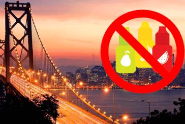 ÉTATS-UNIS : San Francisco s'apprête à interdire la vente de e-liquides aromatisés.