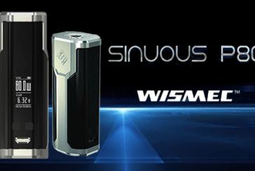 INFO BATCH : Sinuous P80 (Wismec)