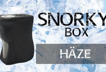 INFORMAZIONI SUL PACCHETTO: Box Snorky (Häze)
