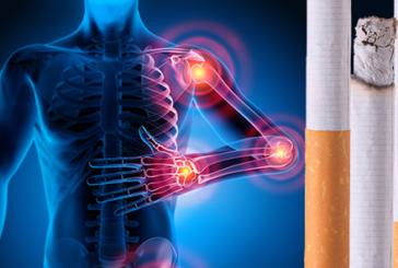 SALUTE: il tabacco favorisce lo sviluppo di malattie reumatologiche