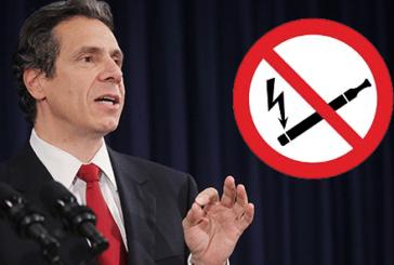ÉTATS-UNIS : Le projet de loi interdisant la e-cigarette dans les écoles de l'État de New-York est adopté.