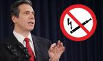 СОЕДИНЕННЫЕ ШТАТЫ: Закон о запрете электронных сигарет в школах штата Нью-Йорк прошел.