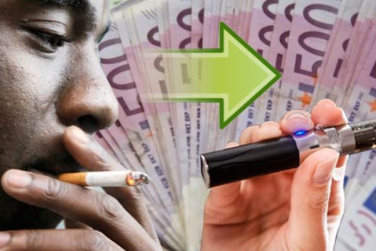 DEBATTE: Können steigende Tabakpreise die Raucher zum Dampfen bringen?