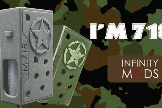 INFO BATCH : I'M 718 (Infinity Mods)