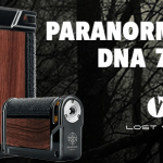 BATCH INFO: DNA paranormale 75C (Lost Vape)