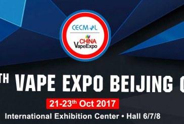 Beijing Vape Expo (Chine)