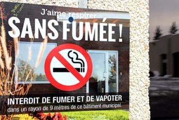 CANADA: la polizia del tabacco e dello svapo applica la regola del metro 9.
