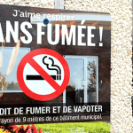 CANADA: The tobacco and vaping police enforce the 9 meter rule.