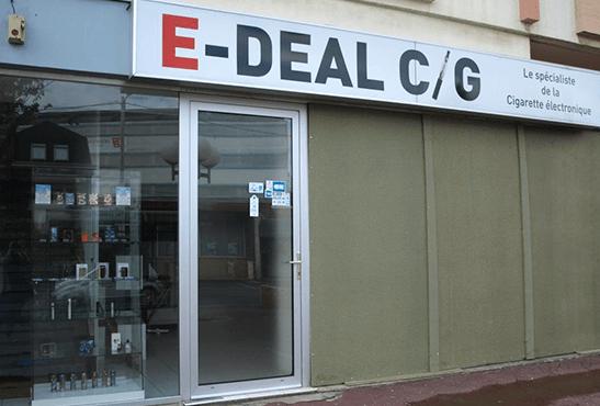 חברה: פריצה e- חנות סיגריות ב Jeumont.