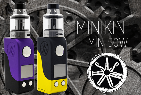 INFO BATCH : Mini Minikin 50w (Asmodus)