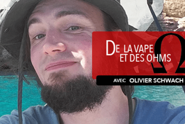 VAPE AND OHMS: Интервью Шваха Оливье (The Little Smoker)