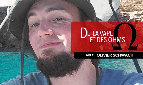 OF VAPE AND OHMS: Interview of Schwach Olivier (The Little Smoker)