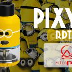 BATCH INFO: Pixy RDTA (Ample Vape)