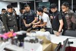 תאילנד: מעצרים חדשים והתקפים של סיגריות אלקטרוניות.