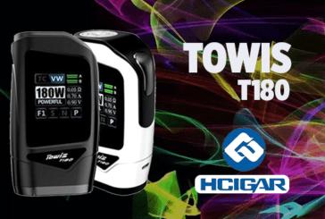 INFO BATCH : Towis T180 (Hcigar)