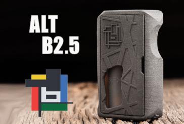 BATCH INFO: ALT B2.5 (Boost Lab)