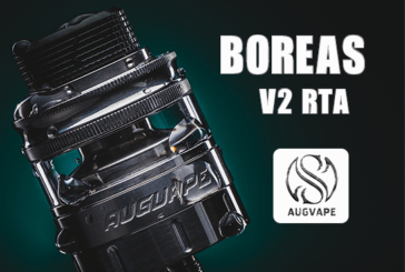 BATCH INFO:Boreas V2 RTA(Augvape)
