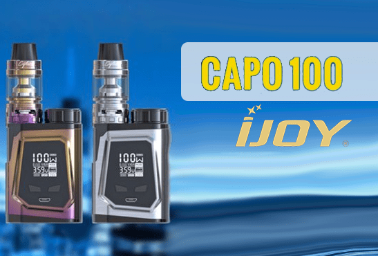מידע נוסף: Capo 100w (Ijoy)