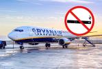 TRANSPORTE: Ryanair prohíbe el cigarrillo electrónico y cambia sus reglas.