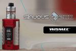 INFO BATCH : Sinuous FJ200 (Wismec)