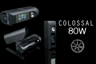 BATCH INFO: Colossal 80w (Asmodus)
