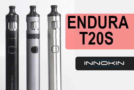 INFO BATCH : Endura T20-S (Innokin)