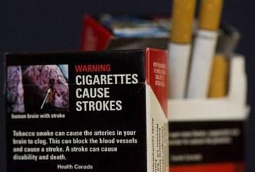 CANADÁ: Los expertos proponen duplicar el impuesto al tabaco en Ontario.