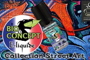REVUE : King (Gamme Street Art) par Bio Concept