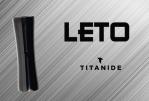 ΠΛΗΡΟΦΟΡΙΕΣ ΠΑΡΤΙΔΩΝ: Leto (Τιτανίδιο)
