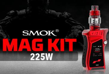 INFO BATCH : Mag 225W TC (Smok)