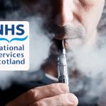 ECOSSE : Les fumeurs préfèrent l'e-cigarette aux services du NHS.