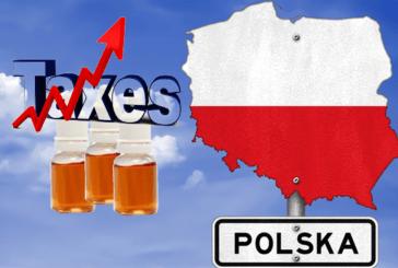 פולין: מס של 12 סנט למיליליטר של דואר נוזלי ב 2018!