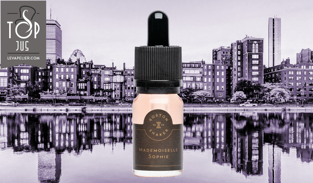 REVIEW: Miss Sophie (Short Juices) by Boston Shaker Vape