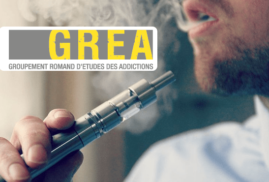 SWITZERLAND: Addiction professionals support the e-cigarette