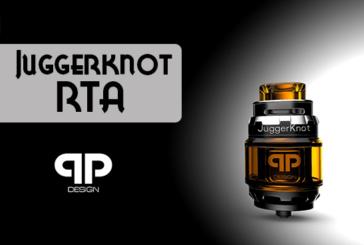 INFORMAZIONI SUL BATCH: Juggerknot RTA (QP Design)