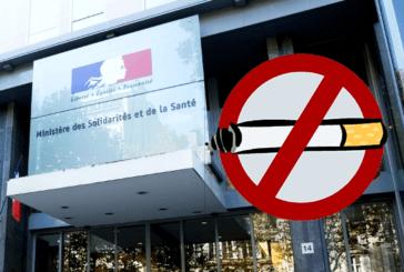 FRANCE : Le gouvernement souhaite 500 000 fumeurs de moins par an !
