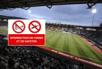 חברה: אצטדיון מרסל פיקוט בננסי אוסר סיגריות אלקטרוניות!