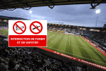SAMENLEVING: het Marcel Picot-stadion in Nancy verbiedt e-sigaretten!