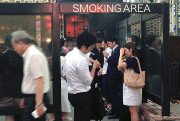 JAPAN: Leave available to non-smoking employees!