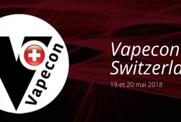 VAPECON 2018 - Biel / Bienne (SWITZERLAND)