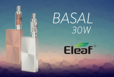 INFORMAZIONI SUL BATCH: Basal 30W (Eleaf)
