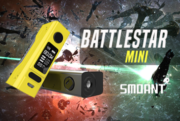 ΠΛΗΡΟΦΟΡΙΕΣ ΠΑΡΤΙΔΩΝ: Battlestar Mini 80w (Smoant)