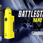 INFO BATCH : Battlestar Nano (Smoant)
