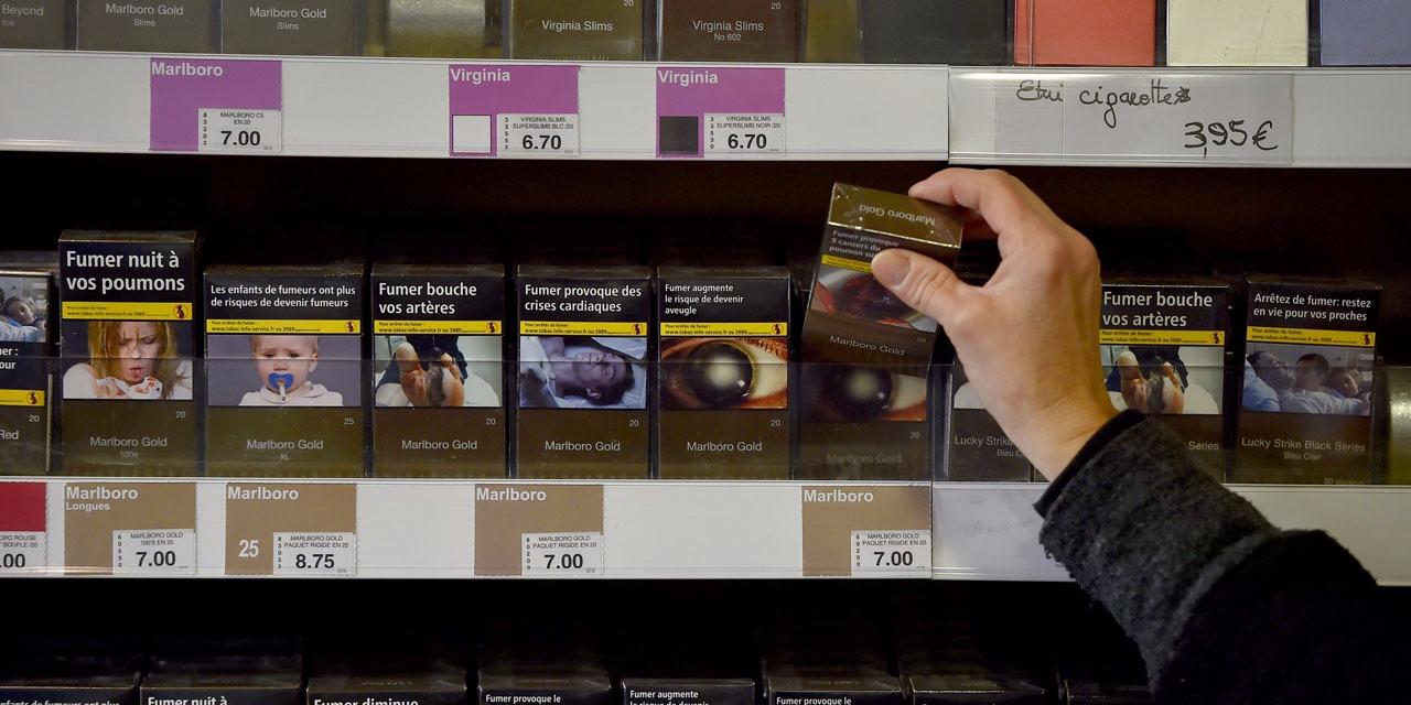 FRANCE : Le prix de certains paquets de cigarettes en baisse au mois de janvier !