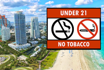 USA: More electronic cigarette before 21 years in Florida?